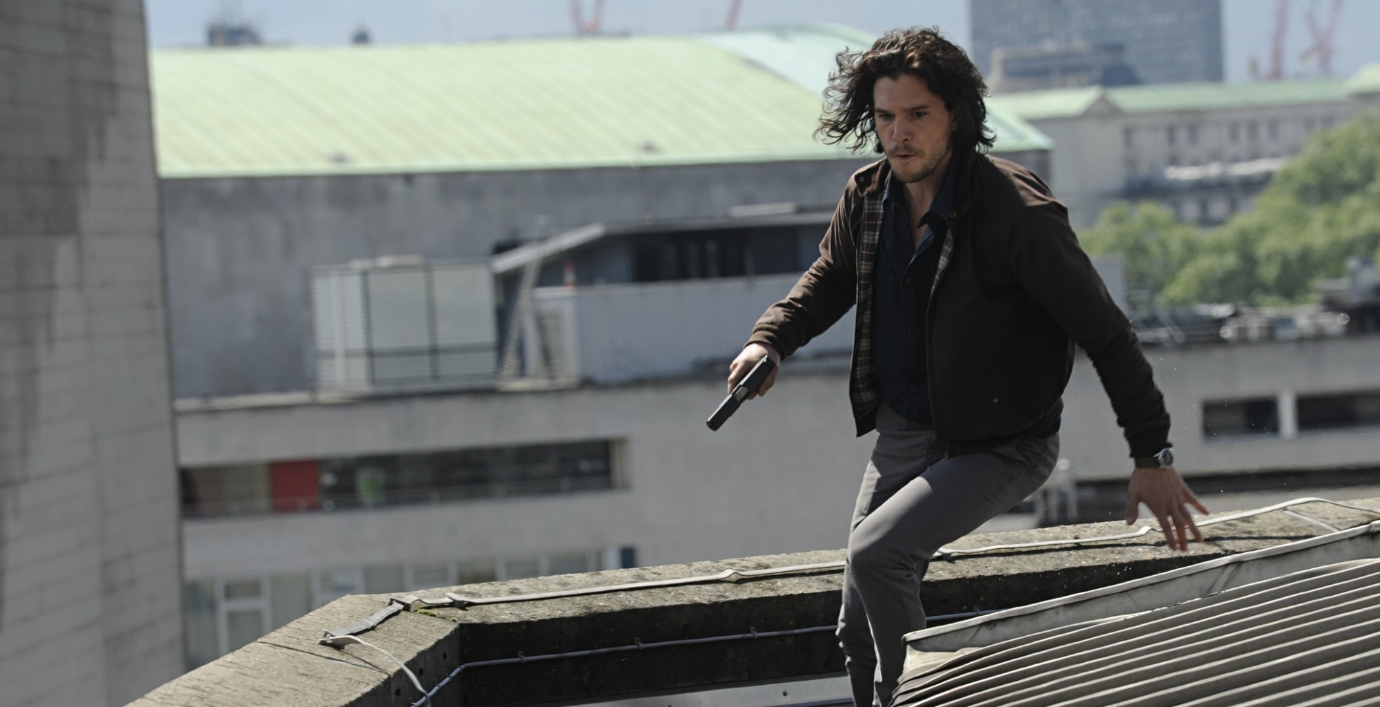 Kit Harington in Spooks
