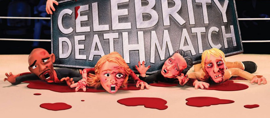 TDS TV & Movies | Shows | Celebrity Deathmatch