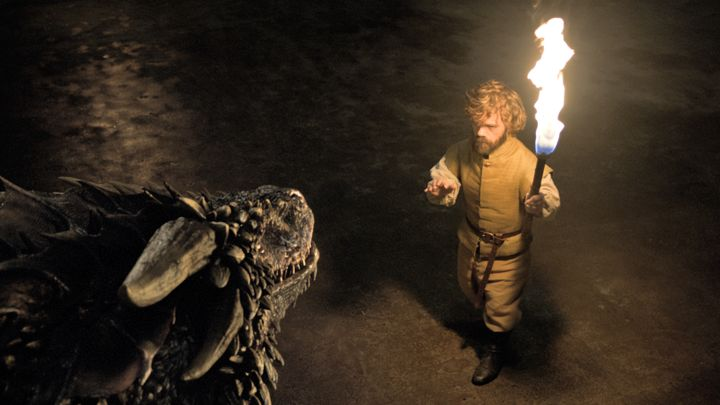 Tyrion-Dragon game of thrones